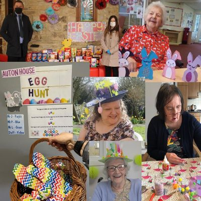 What an egg-citing Easter