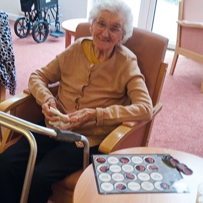 Musical Bingo mornings at St Catherine's Nursing Home