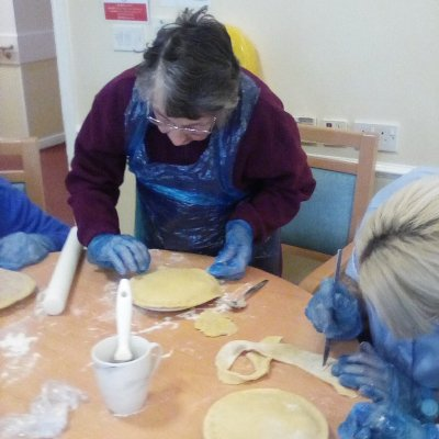 No sur-pies our residents excel at baking